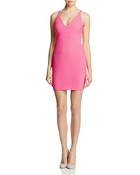 Likely Decosta Bodycon Dress Hot Pink