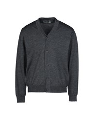 8 Knitwear Cardigans Steel Grey