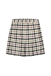 M Missoni Checked Wool Skirt Multicolor