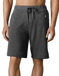 Polo Ralph Lauren Thermal Shorts Charcoal Grey