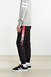 Staple Chromatic Nylon Sweatpant Black
