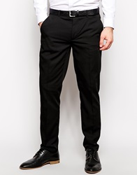 Minimum Slim Trouser Black