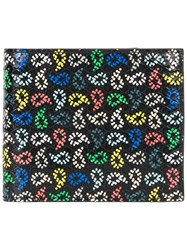 Paul Smith Ps By Paisley Print Cardholder Black