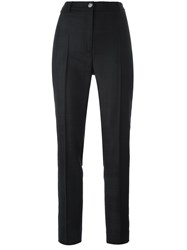 Vivienne Westwood Red Label High Waisted Trousers Blue