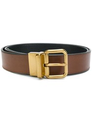 Coach Classic Belt Leather Brown