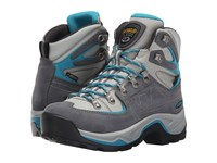 Asolo Tps Equalon Gv Evo Grey Blue Peacock Women's Boots Gray
