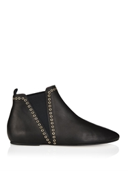 Isabel Marant Lars Flat Leather Boots