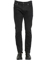 Dolce And Gabbana 17Cm Stretch Cotton Jeans