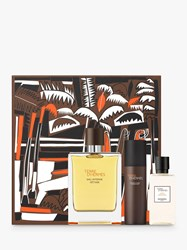 Terre D'hermes Eau Intense Vetiver Eau De Parfum 100Ml Fragrance Gift Set