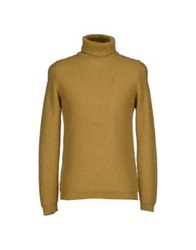 Kaos Turtlenecks Ocher