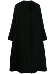 Gianluca Capannolo Concealed Fastening Cape Black