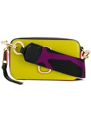Marc Jacobs Snapshot Small Camera Bag Yellow And Orange