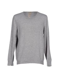 H953 Knitwear Jumpers Men Grey