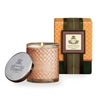 Agraria Woven Crystal Candle Balsam