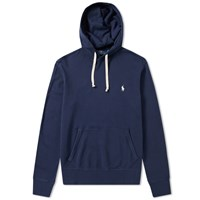 Polo Ralph Lauren Lightweight French Terry Popover Hoody Blue