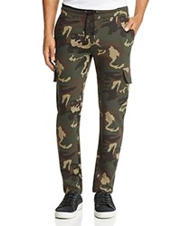 Sovereign Code Izzy Jogger Pants Olive Camo Green