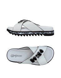 Apepazza Sandals White