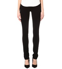 Gold Sign Misfit Slim Mid Rise Jeans Focus
