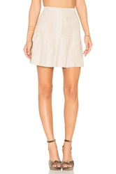 Bb Dakota Caswell Skirt Beige