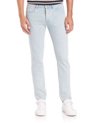 A.P.C. Stretched Skinny Fit Jeans Indigo