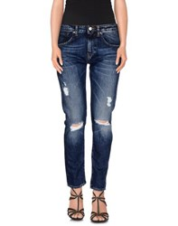 Truenyc. Denim Denim Trousers Women