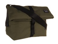 Crumpler The Flock Of Horror Ipad Tech Shoulder Bag Rifle Green Messenger Bags