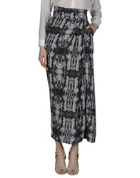 Alice San Diego Skirts Long Skirts Women Dark Green