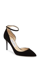 Jimmy Choo Women's 'Lucy' Half D'orsay Pointy Toe Pump