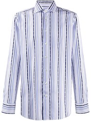 Etro Striped Long Sleeve Shirt 60