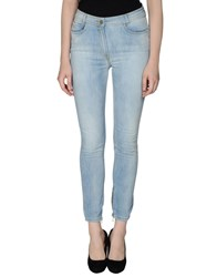 Clips More Denim Denim Trousers Women Blue