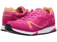 Diadora V7000 Nyl Ii Sand Bright Rose Incense Athletic Shoes Pink