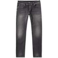 Balmain 6 Pocket Jean Black