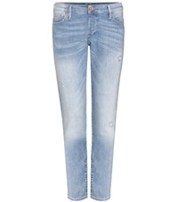 True Religion Liv Boyfriend Jeans Blue
