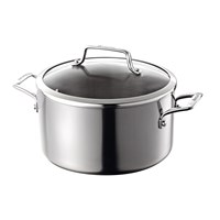 Anolon Authority Stainless Steel Stockpot 24Cm
