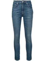 Brock Collection Skinny Jeans Blue