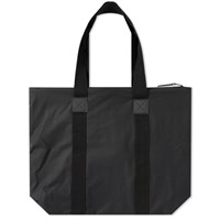 Rains Rush Tote Bag Black