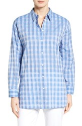 Nordstrom Women's Collection Button Back Oversize Tunic