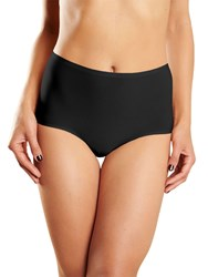 Chantelle Soft Stretch Full Briefs Black