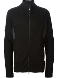 Lost And Found Zipped Jacket Black