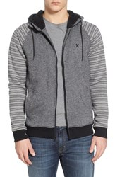 Men's Hurley 'Powerplant' Lined Zip Hoodie