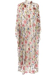 Co Floral Embroidered Maxi Dress 60