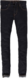 Garcia Medium Wash Mid Rise Jeans Dark Blue