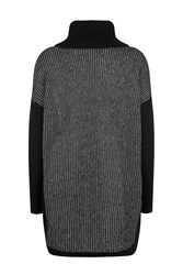 Fenn Wright Manson Faith Jumper Black White Black White