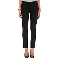 The Row Women's Tips Skinny Trousers Black Blue Black Blue