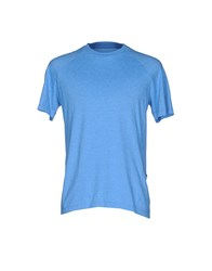 Aether T Shirts Azure