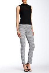 Insight Printed Techno Pull On Pant Black