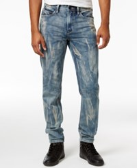 Sean John Men's Extend Jeans Only At Macy's H20 Wash
