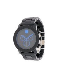 Movado Museum Sport Watch Black