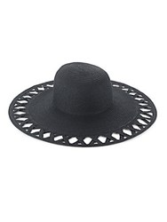 San Diego Hat Co. Cutout Sun Black