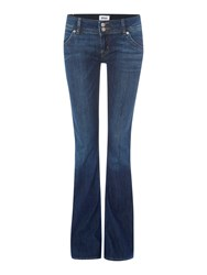 Hudson Jeans Signature Bootcut Jean In Enlightened Denim Mid Wash